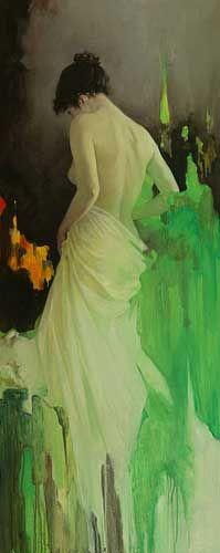 XI - Óleo sobre lienzo