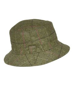 1d8f9301bdcf3 Cherry Tree Country Clothing - Hoggs of Fife Caledonia Ladies Tweed  Reversible Hat, £21.00