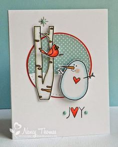 Cards: Paper Smooches on Pinterest | Paper Smooches, Stamp Sets ...