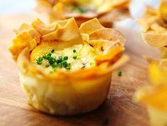 Mini Filo Quiche - Lorraine Pascale Recipe Filo pastry is low on syns so I'm sure this could be used for a slimming world buffet Mini Quiche Lorraine, Quiche Lorraine Recipe, World Recipes, Chef Recipes, Cooking Recipes, Mini Quiches, Chefs, Savory Tart, Savoury Baking