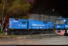 RailPictures.Net Photo: 8511 Trenes Argentinos Cargas y Logisticas ALCo RSD16 at Buenos Aires, Argentina by Carlos Molanes