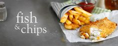 This delicious fish dish will save you over 30 Syns compared to the chip shop variety. It's delicious and is sure to give you that Friday feeling - dive in! Fish And Chips, Fish Supper, Fish Recipes, Healthy Recipes, Fish And Chip Shop, Slimming World Recipes, Fish Dishes, Dinner Recipes, Friday Feeling