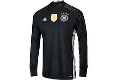 adidas Germany Goalkeeper Home Jersey! Stand out! Get this top from SoccerPro.