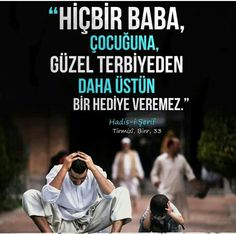 Hadis-i Şerif... Muhammed Sav, Good Manners, Peace Be Upon Him, Hadith, Islamic Quotes, Ramadan, Gifts For Dad, Literature, Father