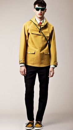 Burberry Prorsum Men S/S 2014