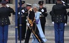 Prins Charles en prinses Camilla van Engeland