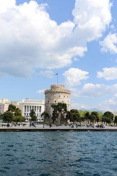 White Tower of Thessaloniki, Greece by Tasos Triantafyllou on 500px