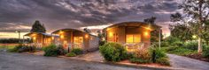 Accommodation - 3 Bedroom Family Villa - BIG4 Deniliquin Holiday Park. This spacious villa sleeps up to 8 people and is ideal to accommodate for family gatherings or large groups visiting Deniliquin!