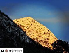 Å stå opp i vakre omgivelser. Er vi heldig i Norge eller? #reiseblogger #reiseliv #reisetips #reiseråd  #Repost @groireneskj (@get_repost)  Magic of the morning