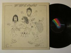 Vinyl Record The Who By Numbers Vintage Vinyl by RecordStoreGirl