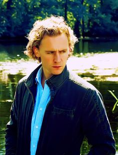 Tom Hiddleston in Wallander. How the hell can he look good with every hair color and style? How is that possible?
