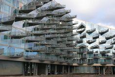 big architects mountain dwellings - Google Search