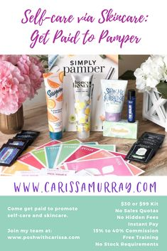 Self-care is HUGE, and so is skincare. Come join me and get paid to promote self-care via skincare. Be your own boss and spread self-care awareness to the world! Beauty And The Beat, Posh Products, What Is Self, Diy Nails At Home, Thing 1, Disney World Trip, Diy Beauty, Beauty Tips, Be Your Own Boss