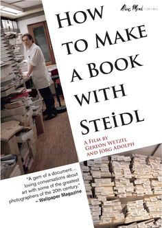 Amazon.com: How to Make a Book With Steidl: How to Make a Book With Steidl: Movies & TV