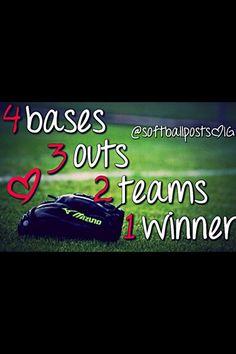 Softball is my passion