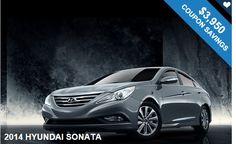 Take a look at this 2014 HYUNDAI SONATA !!! Great coupons available!!