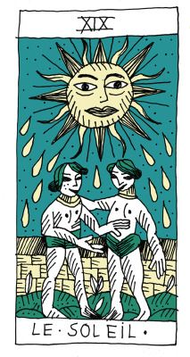 Tarot cards are gaining popularity with people from all walks of life, with the majority of those people looking for answers. Tarot The Fool, The Sun Tarot, Linestrider Tarot, Oracle Tarot, Hanged Man Tarot, The Lovers Tarot Card, The Magician Tarot, Tarot Card Spreads, Art Carte