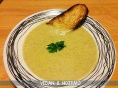 Μπροκολόσουπα Βελουτέ Thai Red Curry, Food And Drink, Health Fitness, Vegetarian, Vegan, Cooking, Ethnic Recipes, Kitchen, Vegans