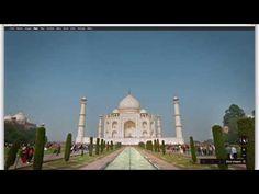 Explore the Taj Mahal through Google Street View!