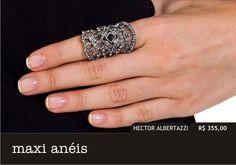 Seleção de maxi anéis >> http://opinobox.blogspot.com.br/2013/04/a-vez-dos-maxi-aneis.html