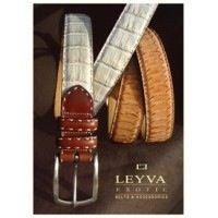 Leyva belt.