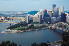 Rivers of Steel National Heritage Area, Pennsylvania