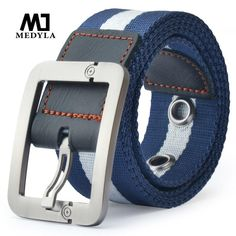 Cheap belt for men, Buy Quality knitted strap directly from China cinto feminino Suppliers: 2017 Direct Selling Real Cintos Femininos Cinto Feminino Belts For Men Male Canvas Belt Pin Buckle Lengthen Nylon Knitted Strap Nylons, Fashion Brand, Mens Fashion, Polka Dot Scarf, Style Classique, Motorcycle Leather, White Belt, Fashion Leaders, Mens Sweatshirts