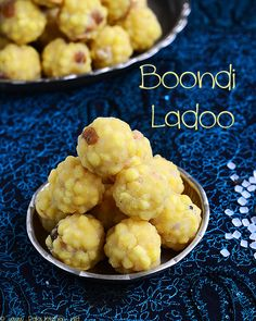 boondi-laddu by Raks anand, via Flickr