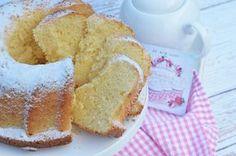 Mini financiers with grapefruit curd - HQ Recipes Grapefruit Curd, Ring Cake, Food Cakes, Bundt Cakes, Quick Easy Meals, Vanilla Cake, Fudge, Cake Recipes, Muffin