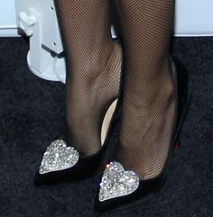 Gwyneth Paltrow in Christian Louboutin pumps