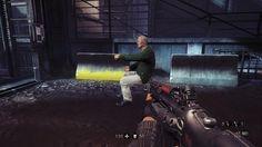 Wolfenstein: The New Order - Pretty funny glitch
