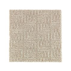 Carpet Sample - Scarlet - Color Deserted Castle Pattern 8 in. x 8 in.