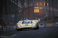 24 heures du Mans 1970 - Porsche 917K #20- Pilotes : David Piper / Gijs van…