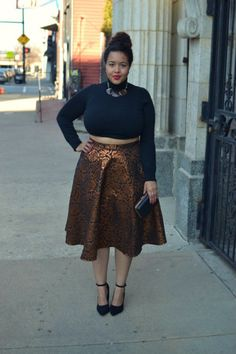 Curvy Fashion Bloggers You Should Know