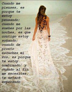 Cuando al fin me necesites, te estaré esperando... - ∞ Solo Imagenes, Frases, Fotos y Carteles de Amor ∞