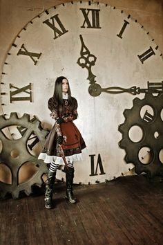 SteamPunk Alice