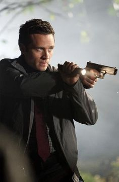 "Seamus Dever as Kevin Ryan from ABC's ""Castle"""