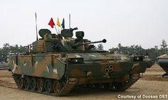 K21 next-generation infantry fighting vehicle (NIFV)