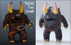 step by step full color 3d printing tutorial to print your monstermatic monster