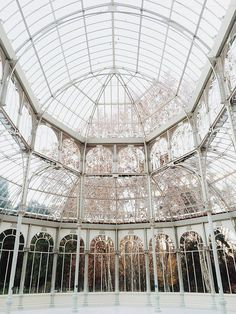 Oracle, Fox, Sunday, Sanctuary, White, Greenhouse, Crystal, House, Autumn, Glasshouse