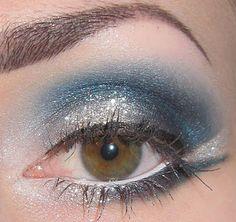 Snow Sparkle Eyes.