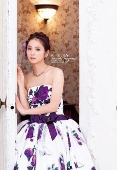 佐々木希コレクション 衣装コレクション ウエディングドレスのレンタルなら【東衣装店】