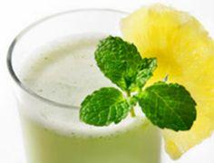 o mais simples - Detox: suco de abacaxi com pera « Nutrição e Saúde