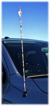 Double Take Archery Arrow Radio Antenna