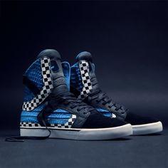 Supra Skytop II Muska x Aoki Factory 413 Sneakers