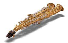 Aulochrome: double soprano saxophone