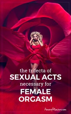 We all know that female orgasm can be very elusive. This week a major study was released that sheds light on why some women orgasm more frequently during sex than others ~ click to read more about orgasm, relationships, intimacy and sexual health.