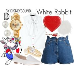 DisneyBound is meant to be inspiration for you to pull together your own outfits which work for your body and wallet whether from your closet or local mall. As to Disney artwork/properties: ©Disney Cute Disney Outfits, Disney Themed Outfits, Disney Bound Outfits, Disney Dresses, Cute Outfits, Disney Clothes, Fandom Fashion, Geek Fashion, Fashion Outfits