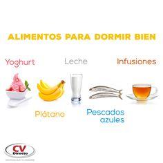 Si sufres insomnio revisa tu dieta. La ingesta exagerada de carbohidratos perturba nuestro metabolismo y dificulta la digestión, haciendo que sea difícil conciliar el sueño.