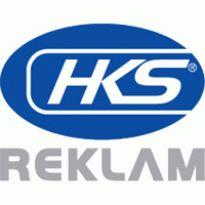 HKS REKLAM Logo. Get this logo in Vector format from http://logovectors.net/hks-reklam/
